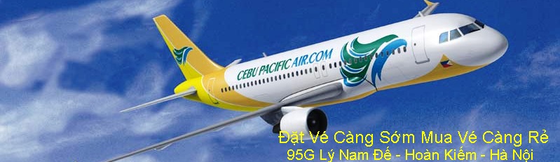 i l chnh thc Cebu Pacific ti Vit Nam. Cebu Pacific Airlines H Ni.